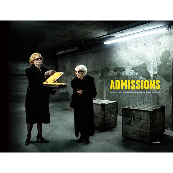 Admissions – Courts métrages photographiques