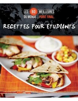 Les 60 meilleures recettes pour étudiants du monde... Point final.