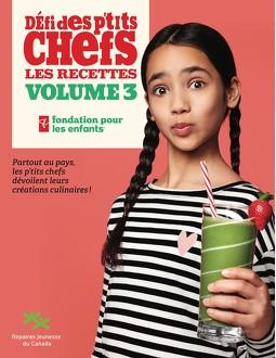 Défi des p'tits chefs - volume 3