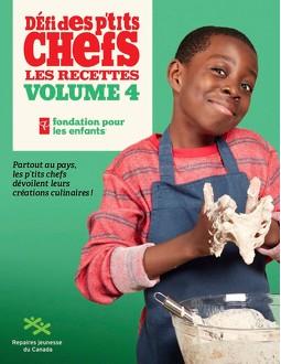 Défi des P'tits Chefs - Volume 4
